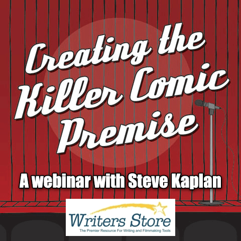 """Creating a Killer Comic Premise"" by Steve Kaplan"