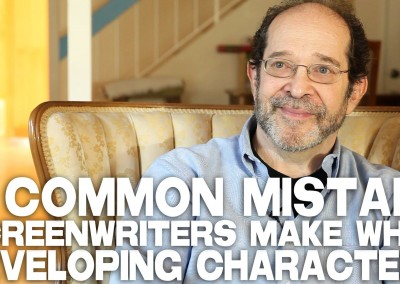 A Common Mistake Screenwriters Make When Developing Characters