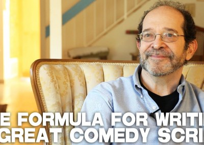 The Formula for Writing a Great Comedy Script