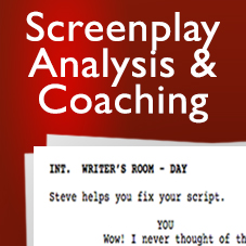Screenplay Analysis & Coaching