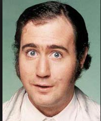 Happy Birthday, Andy Kaufman