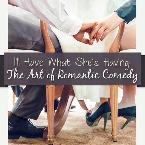 """The Art Of Romantic Comedy"" by Steve Kaplan"
