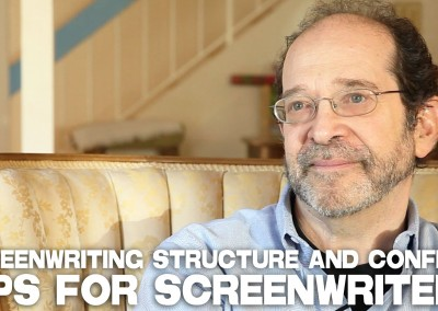 Screenplay Structure And Conflict Tips