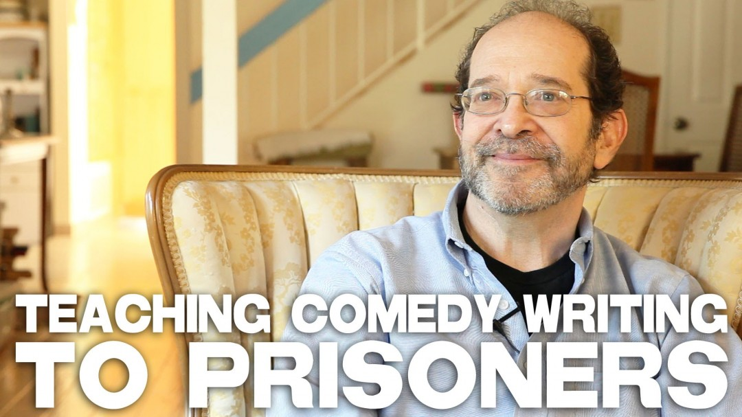 Teaching Comedy Writing To Prisoners