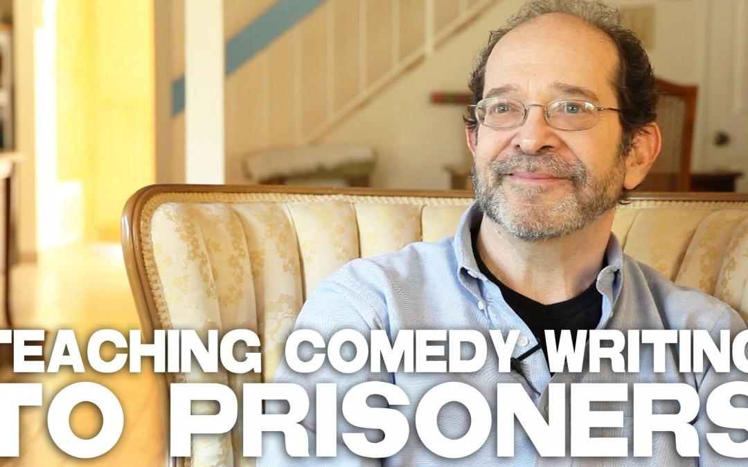 Teaching Comedy Writing To Prisoners
