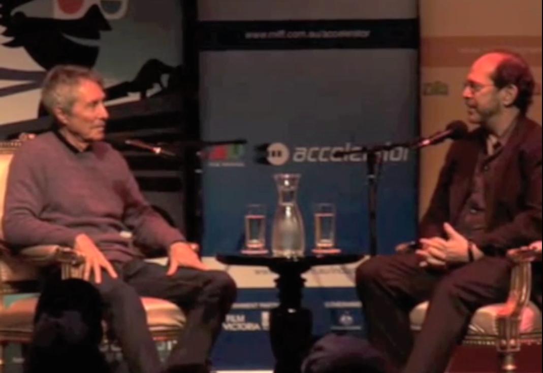 Francis Verber Talks With Steve