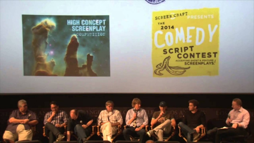 Steve Kaplan on Reading Great Comedy Screenplays