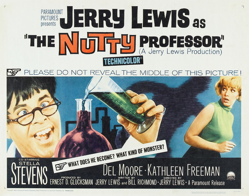 The Nutty Professor Jerry Lewis