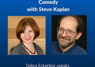Guided Goals Podcast #28: Comedy with Steve Kaplan