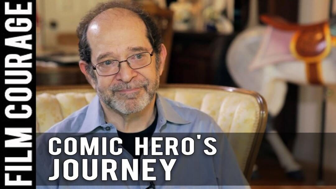 Film Courage - Comic Hero's Journey