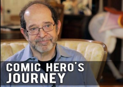 Comic Hero's Journey