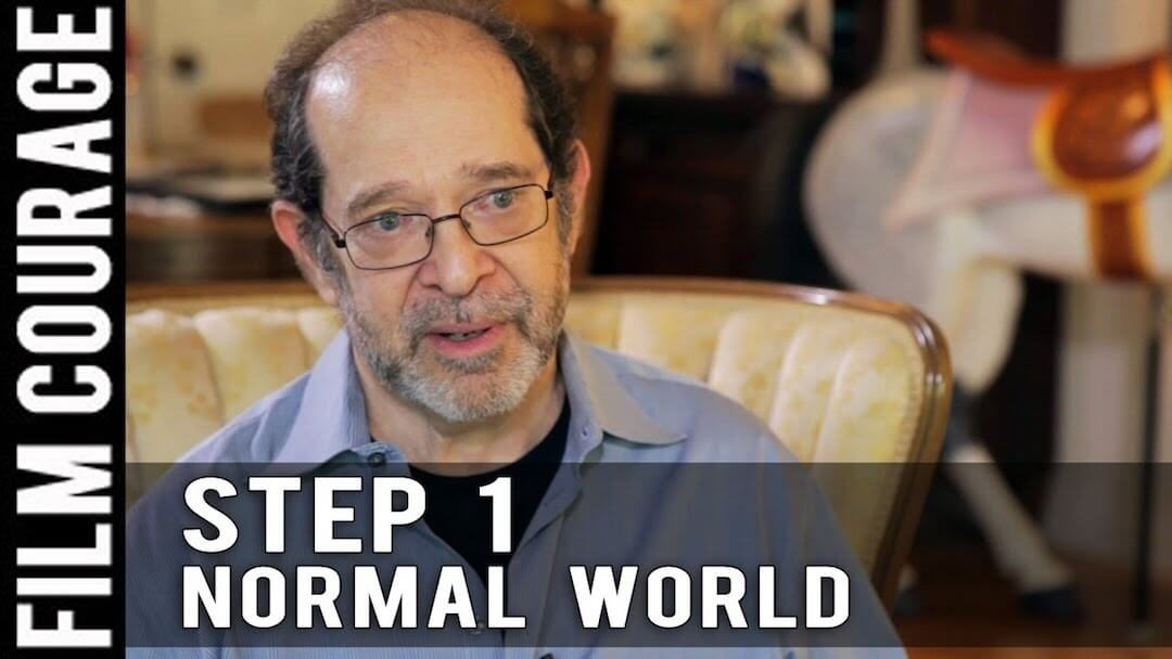 Step 1 – The Normal World