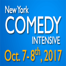 Steve Kaplan's New York Comedy Intensive Oct. 7-8th, 2017
