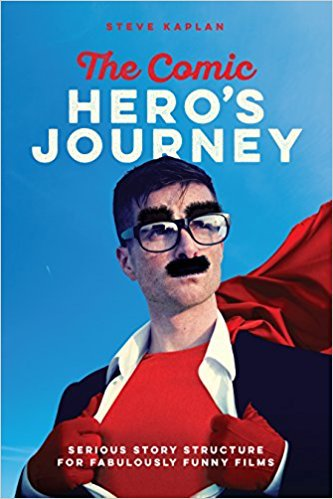 The Comic Hero's Journey Book Cover