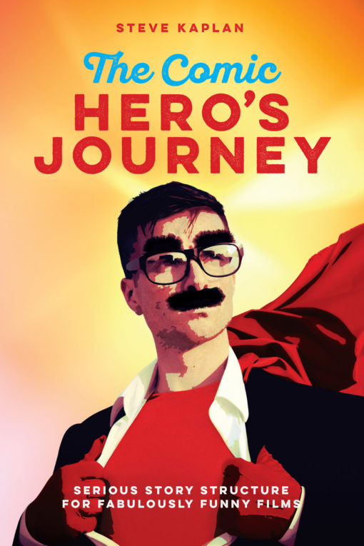 The Comic Hero's Journey
